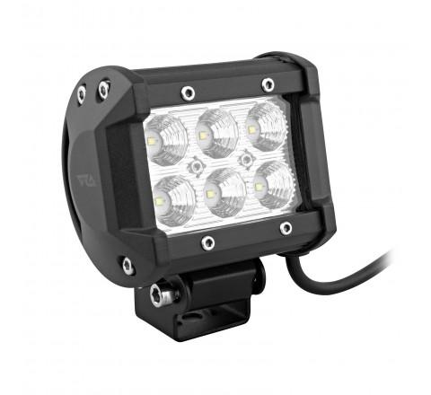 Ora Night Runner Off Road LED Worklights - Bar Mount Floodlight (Black)