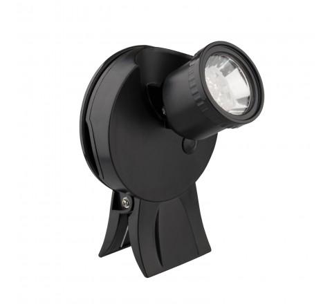 Ora Solar Powered LED Clip Light (Black)