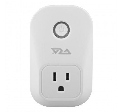 Ora Smart Plug Wi-Fi Outlet 4-Pack (White)