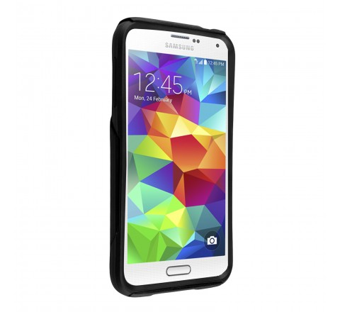 OtterBox Commuter Series for Galaxy S5 (Black)