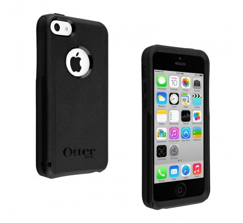 OtterBox Commuter Series Case for iPhone 5c (Black)