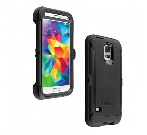 Otterbox Defender Series Case for Samsung Galaxy S5 (Black)