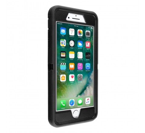 OtterBox Defender Series Case for iPhone 7 Plus (Black)
