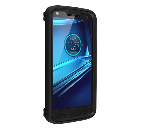OtterBox Defender Series Case for Motorola Droid Turbo 2 (Black)