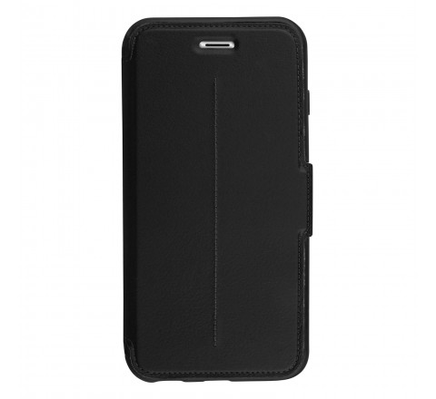 Otterbox Strada Series Leather Wallet Case for iPhone 6 Plus (Black)