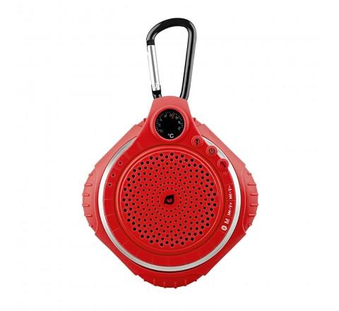 Owlee Highfly All-Terrain Wireless Speaker (Red)