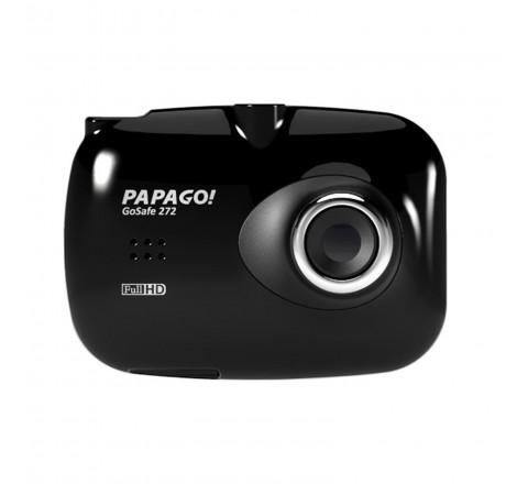 Papago GoSafe 272 Ultra Slim Full HD 1080p Dashboard Camera (Black)