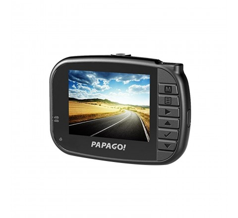 Papago GoSafe 272 Ultra Slim Full HD 1080p Dashboard Camera (Black)