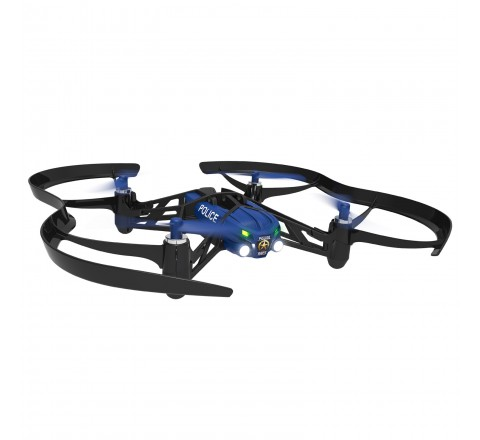 Parrot Airborne Night Maclane Mini Drone (Blue)