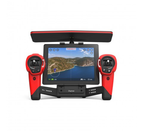 Parrot SkyController for Parrot Bebop Drone (Red)