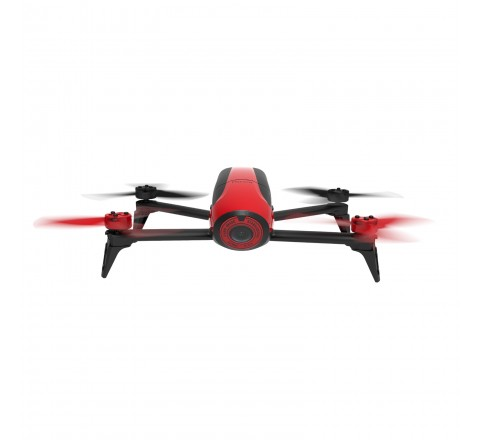 Parrot Bebop 2 Quadcopter Drone (Red)