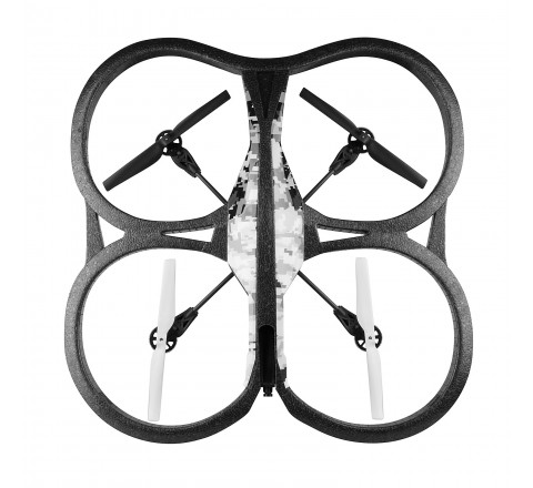 Parrot Snow AR.Drone 2.0-Elite Edition
