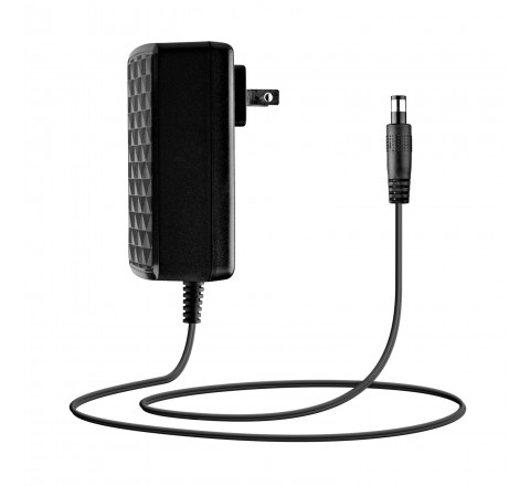 PCD Travel 6W Regulated AC-DC Wall Adapter Power Supply