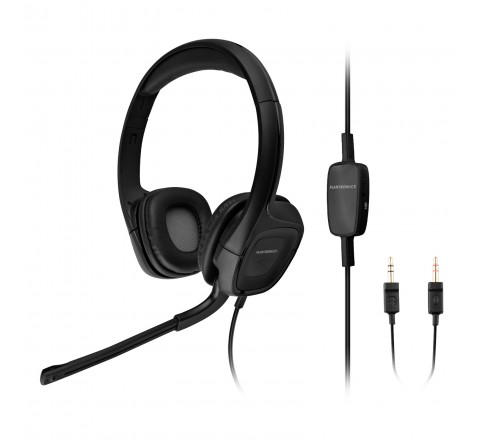 Plantronics Audio 355 Multimedia Headset (Black)
