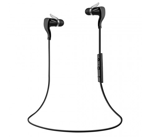Plantronics BackBeat Go 2 Bluetooth Earbuds (Black) (No Charging Case)