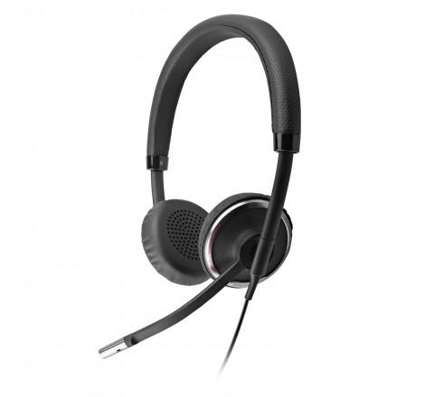 Plantronics Blackwire C520 Headset (Black)