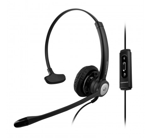 Plantronics Blackwire 610M Headset (Black)