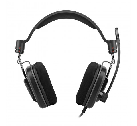Plantronics GameCom 380 Wired Stereo Gaming Headset (Black)