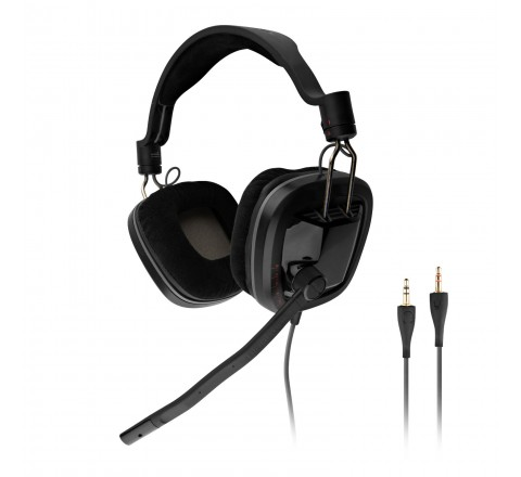 Plantronics GameCom 388 Wired Stereo Gaming Headset (Black)