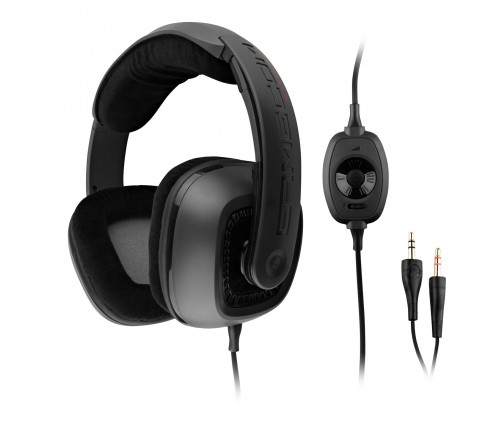 Plantronics GameCom 777 Dolby 5.1 Surround Sound USB Gaming Headset (Black)