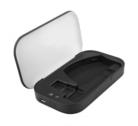 Plantronics Charging Case External Battery for Bluetooth Headset Voyager Legend (Black)