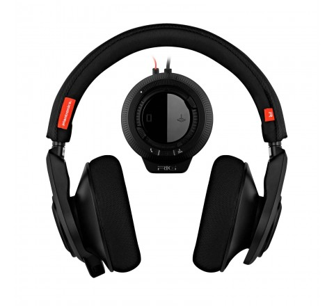 Plantronics Rig Surround Sound 7.1 Gaming Headset (Black)