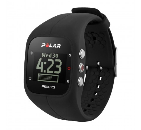 Polar A300 Fitness Tracker and Activity Monitor (Black)