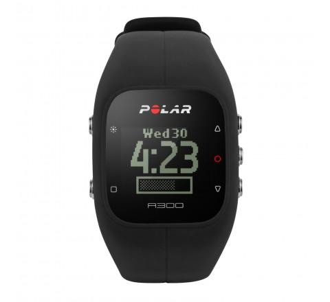 Polar A300 Fitness Tracker and Activity Monitor (Black)