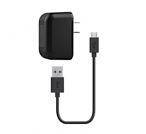 Pantech Travel Adapter with Micro USB Data Cable