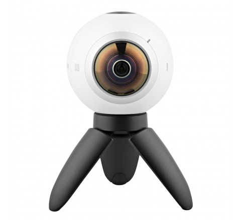 Samsung Gear 360 Degree Camera (White)