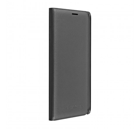 Samsung Wallet Flip Cover for Samsung Note Edge (Charcoal)