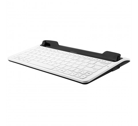 Samsung Keyboard Dock for Galaxy Note 10.1 (White)