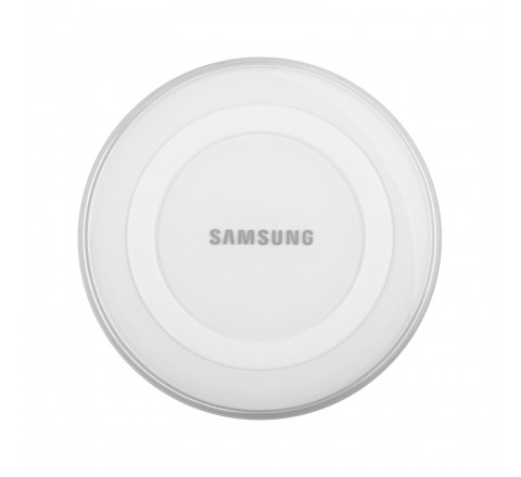 Samsung Wireless Charging Pad for Qi-Enabled Devices (White)