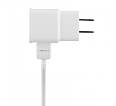 Samsung TA10JWE 2A Charger with 3.0 Micro-USB Cable (White)