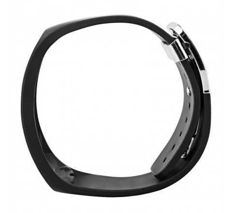 Band Strap bracelet for Samsung Gear S (Black)