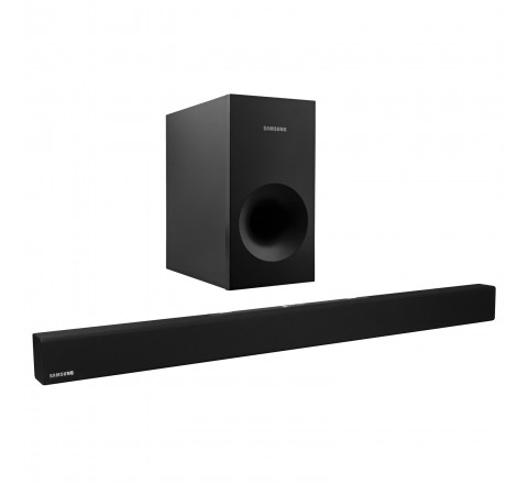 Samsung HW-K360 Soundbar with Wireless Subwoofer (Black)