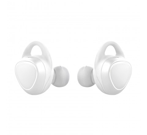 Samsung Gear IconX Cordfree Fitness Earbuds with Activity Tracker (White)