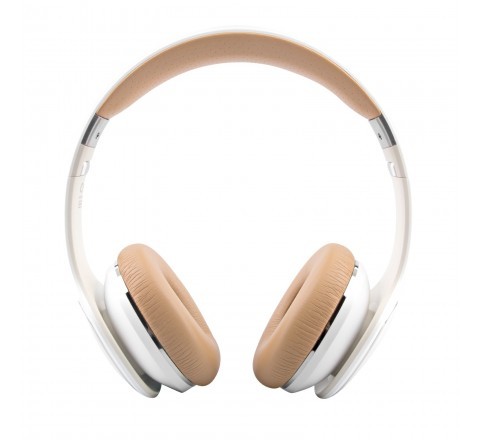 Samsung Level On Stereo Headphones for Smartphones (White/Brown)