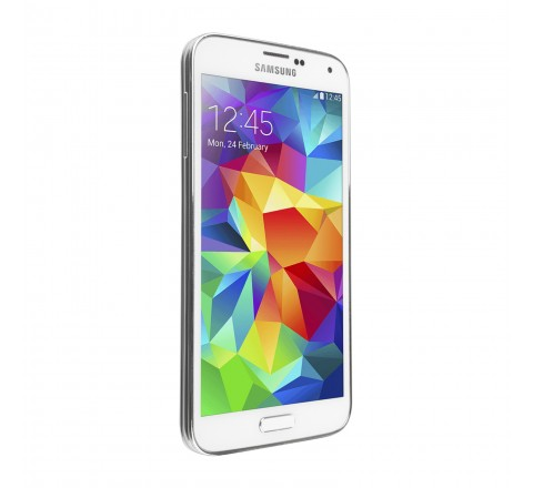 Samsung Galaxy S5 16GB LTE Verizon Android Smartphone (White)