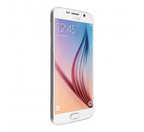Samsung Galaxy S6 32GB LTE T-Mobile Android Smartphone (White)