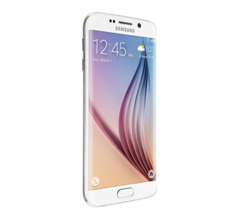 Samsung Galaxy S6 Edge 32GB LTE Sprint Android Smartphone (White)