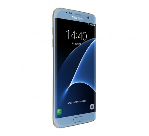 Samsung Galaxy S7 Edge 32GB LTE Sprint Unlocked Android Smartphone (Blue)