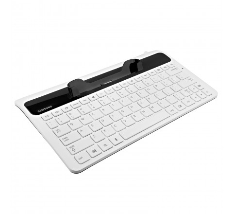 Samsung Keyboard Dock for Galaxy Tab 10.1 (White)