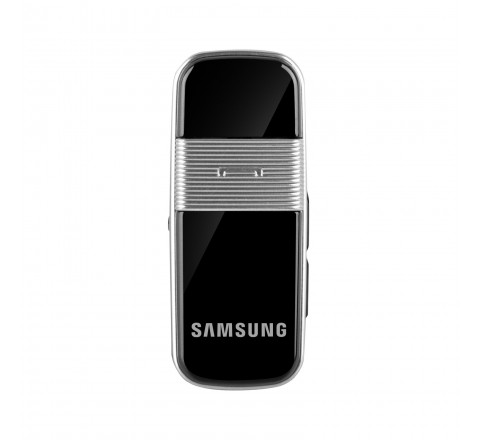 Samsung WEP480 Bluetooth Headset (Black)