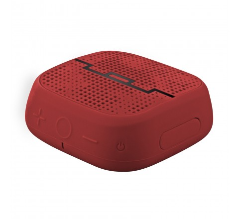 Sol Republic PUNK Wireless Bluetooth Speaker (Flouro Red)
