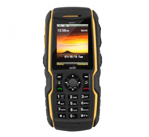Sonim XP Strike 3G Sprint Cell Phone (Black)