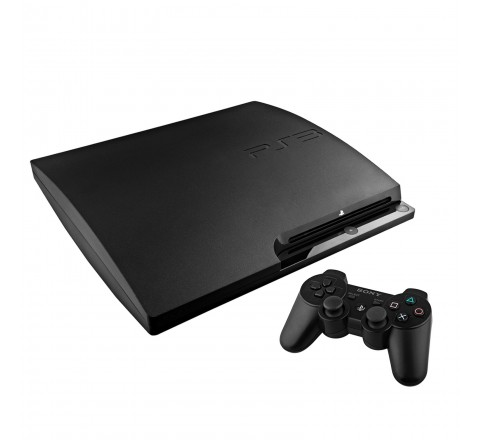 Sony PlayStation 3 320 GB CECH-2501B (Charcoal)