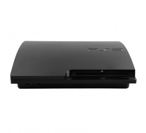 Sony PlayStation 3 160 GB CECH-3001A (Charcoal)