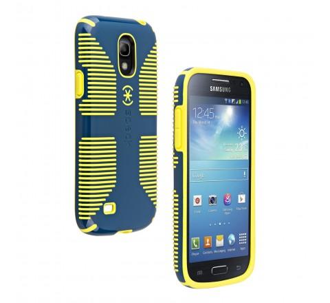 Speck CandyShell Case for Samsung S4 Mini (White/Raspberry)