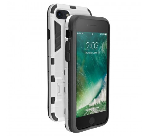 Surgit Rugged Case for iPhone 7/8 (White)